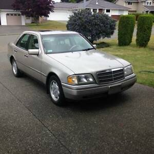 1997 Mercedes-Benz C230 Comox / Courtenay / Cumberland Comox Valley Area image 3