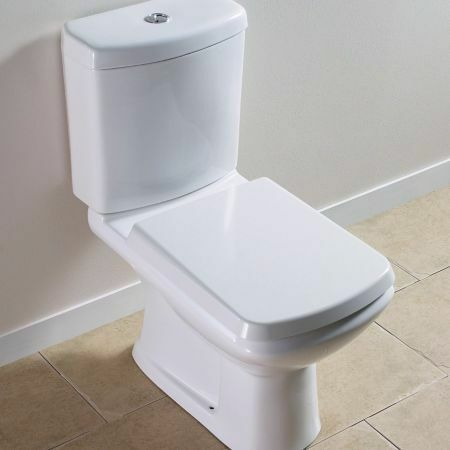 Wc Toilet Seat Only Seattle White Brand New In Box B