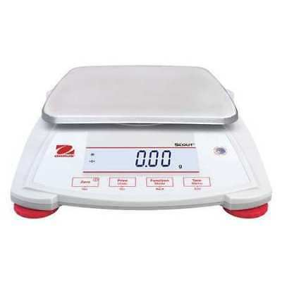 Ohaus Spx1202 Digital Compact Bench Scale 1200g Capacity
