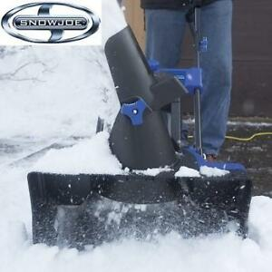 "NEW SNOWJOE 21"" SNOW BLOWER SJ624E 220223052 14 AMP ULTRA ELECTRIC - 21 INCH CLEARING WIDTH"