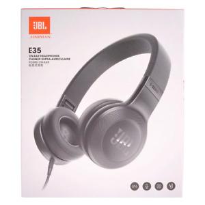 JBL Harman E35 Wired On-Ear Headphones