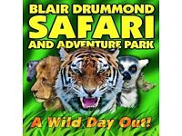 Blair Dummond Safari family pass