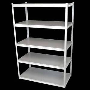 Steel Shelving - Metal Shelves - FREE DELIVERY! - Shelf Rack