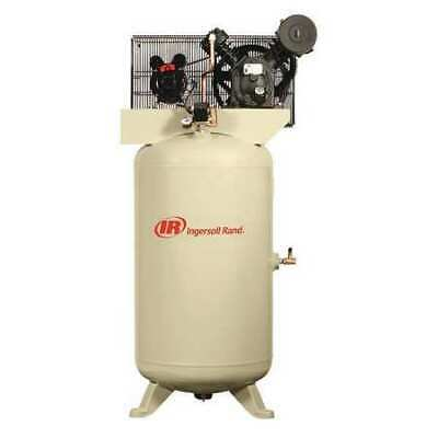 Ingersoll Rand 2340n5-v-2003 Electric Air Compressor 2 Stage 5 Hp Tank