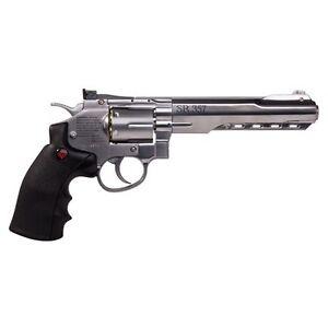 Pistolet à air comprimé SR357 Silver