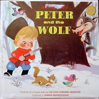 1957 Peter and the Wolf LP