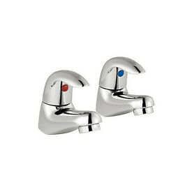 Basin Hot & Cold Taps