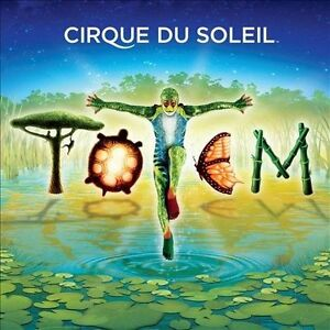 Cirque Du Soleil  Totem Soundtrack (New & Sealed)