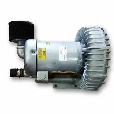 Used 215 Cfm 105 Sp 5 Hp Gast Idex Regenair Regenerative Blower R635oa-2