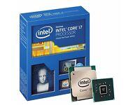 Intel Core i7 5930k CPU x99 [6-Core Hyperthreaded 3.70GHz]