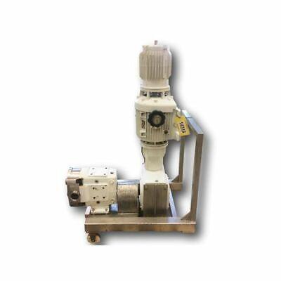 Used 5 Hp Waukesha Pump Model 60