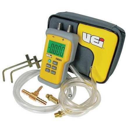 UEI TEST INSTRUMENTS EM201SPKIT Static Pressure Test Kit