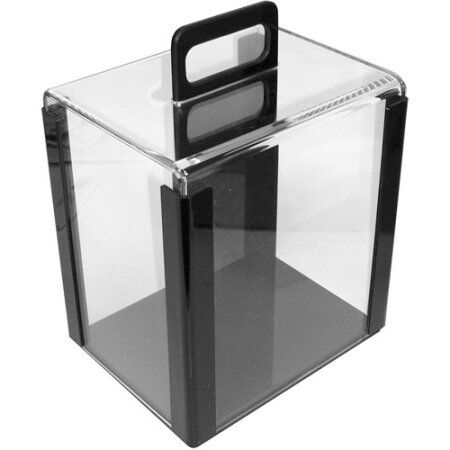Trademark Poker 1000 Chip Capacity Clear Acrylic Carrier W