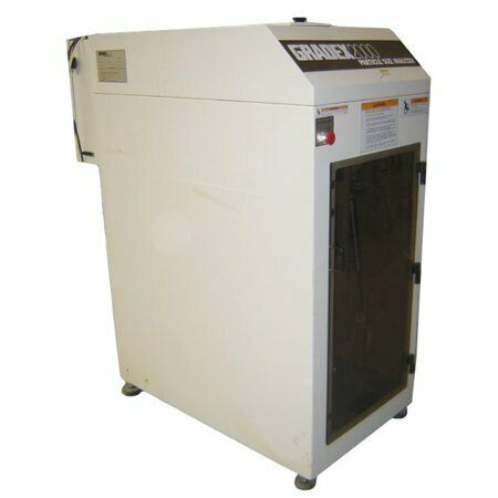Used Gradex 2000 Particle Size Analyzer Model G203-sm1