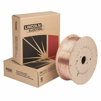 Lincoln Electric Ed021274 Mig Welding Wirecarbon Steel44 Lb.