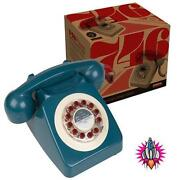 Vintage Telephone Push Button