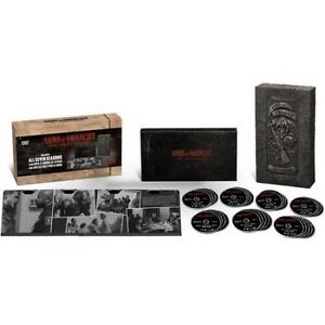 Sons of Anarchy DVDs
