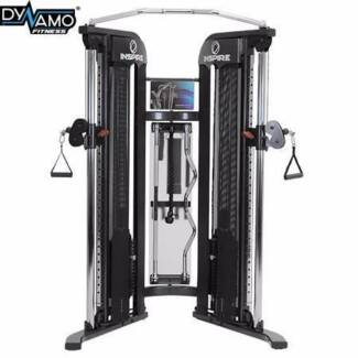 Inspire FT1 Functional Trainer- Light commercial warranty Include