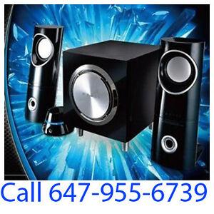 multimedia speaker system + wired remote 2.1 KROSS/Bazooka Elite