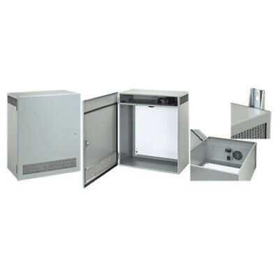 Nvent Hoffman 17368 T1flo Vented Enclosure With Fantype 1