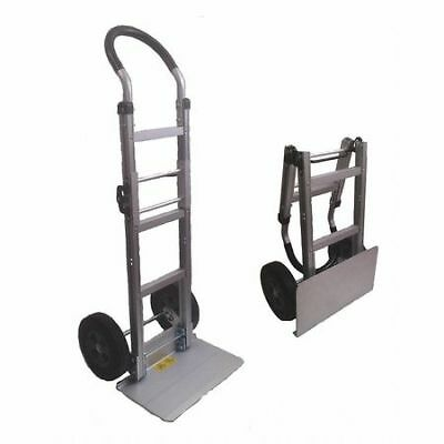 Proseries Ht6071 Collapsible Aluminum Hand Truck10 Tire