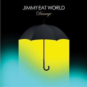 JIMMY-EAT-WORLD-DAMAGE-Brand-New-Not-Sealed-Digipak