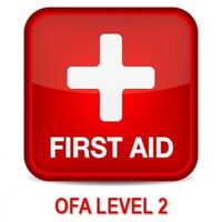 Occupational First Aid Level 2 - June 18, 2018-June 22, 2018