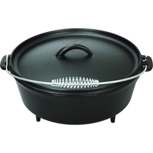 Dutch Oven 12 inch with Cover  - 5 Quart (4.7 L) Brand New BNIB