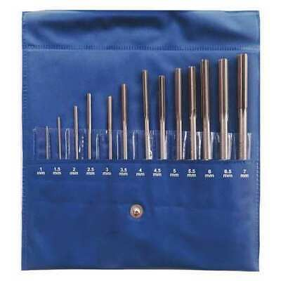 Zoro Select 11v306 Chucking Reamer Sets1-7x0.5 Mm13pc