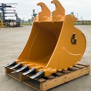 Excavator Tooth Buckets - Canadian Built - Free Delivery