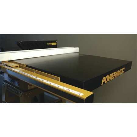 """POWERMATIC 6827036 Table, 30"""", Accu-Fence System"""