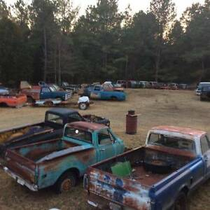 1967-1972 GM truck parts. SOUTHERN