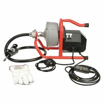 Ridgid 71722 Drain Cleaning Machine516x35 18 Hp