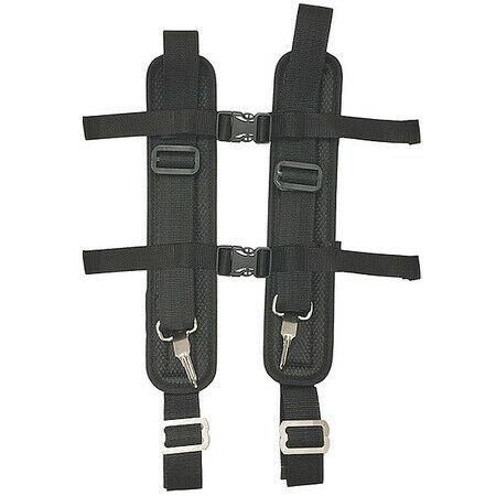 Flowzone Fzracb Backpack Straps,Fits Flowzone