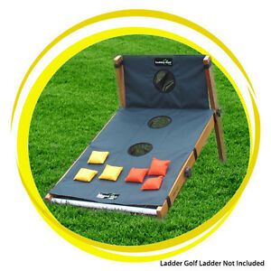 *NEW* LADDER GOLF GAME ADD-ON: LADDER BAGS (ADD-ON DECK & BAGS)