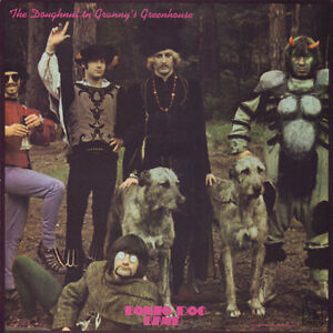 Bonzo Dog Band* ‎– The Doughnut In Granny's Greenhouse (UK) LP