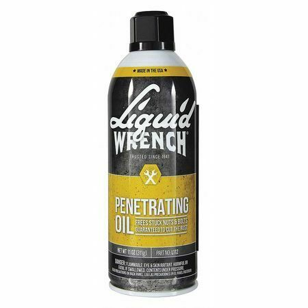 LIQUID WRENCH L112 11 oz.,Aerosol,Penetrant
