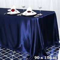 Tablecloths, Overlays, Sashes, Runners, Napkins, Chair covers.
