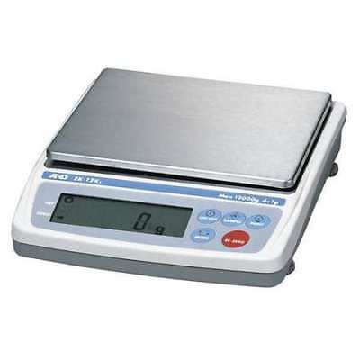 Ad Weighing Ek-2000i Digital Compact Bench Scale 2000g Capacity