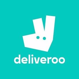 Deliveroo looking for drivers!