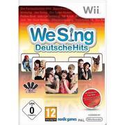 Wii Sing Deutsche Hits