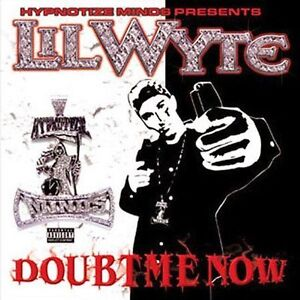 NEW Doubt Me Now (Audio CD)