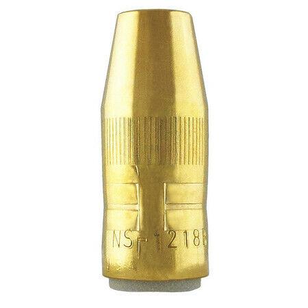 Bernard Ns-1218B Nozzle,Centerfire,1/2 In