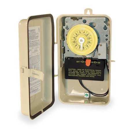 INTERMATIC T104P201 Electromechanical Timer,Swim Pool