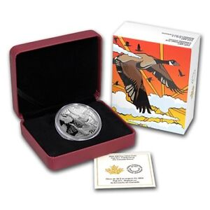 Royal Canadian Mint Pure Silver Coins