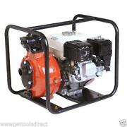 Honda Fire Pump