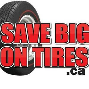 NEW & USED TIRE  & WINTER TIRE SNOW TIRE 14 15 16 17 18 19 20