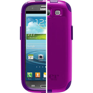 OTTER BOX DEFENDER CASES FOR SAMSUNG GALAXY SIII