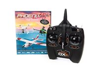 Phoenix rc 5.5 pro flight simulation