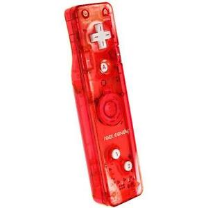 PDP - Rock Candy Controller - Wii - Red (No Box)